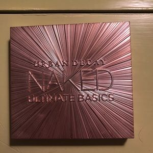 Urban Decay Naked Neutrals Pallet